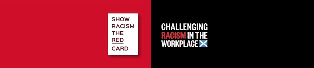 Show Racism the redcard